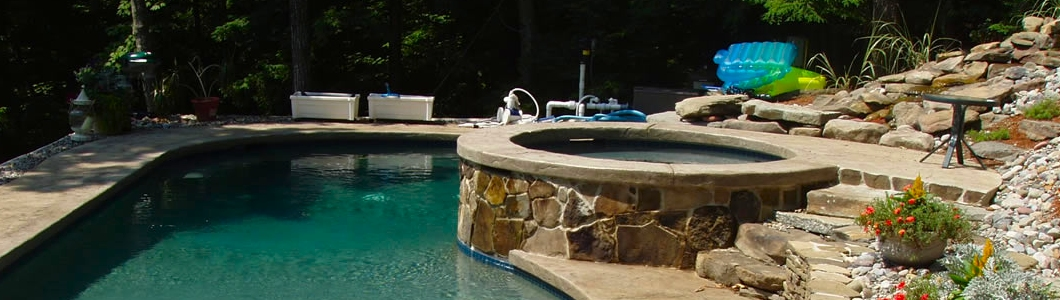 Quality design pools for Quality pool design