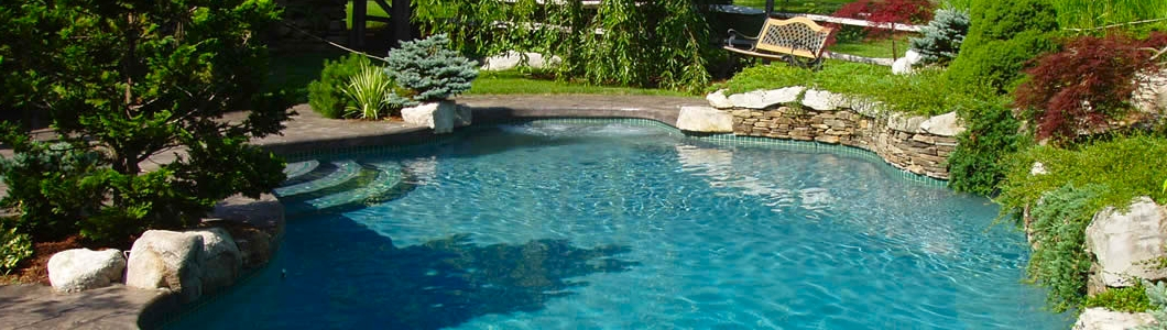 Quality design pools in ground swimming pool contractor for Quality pool design