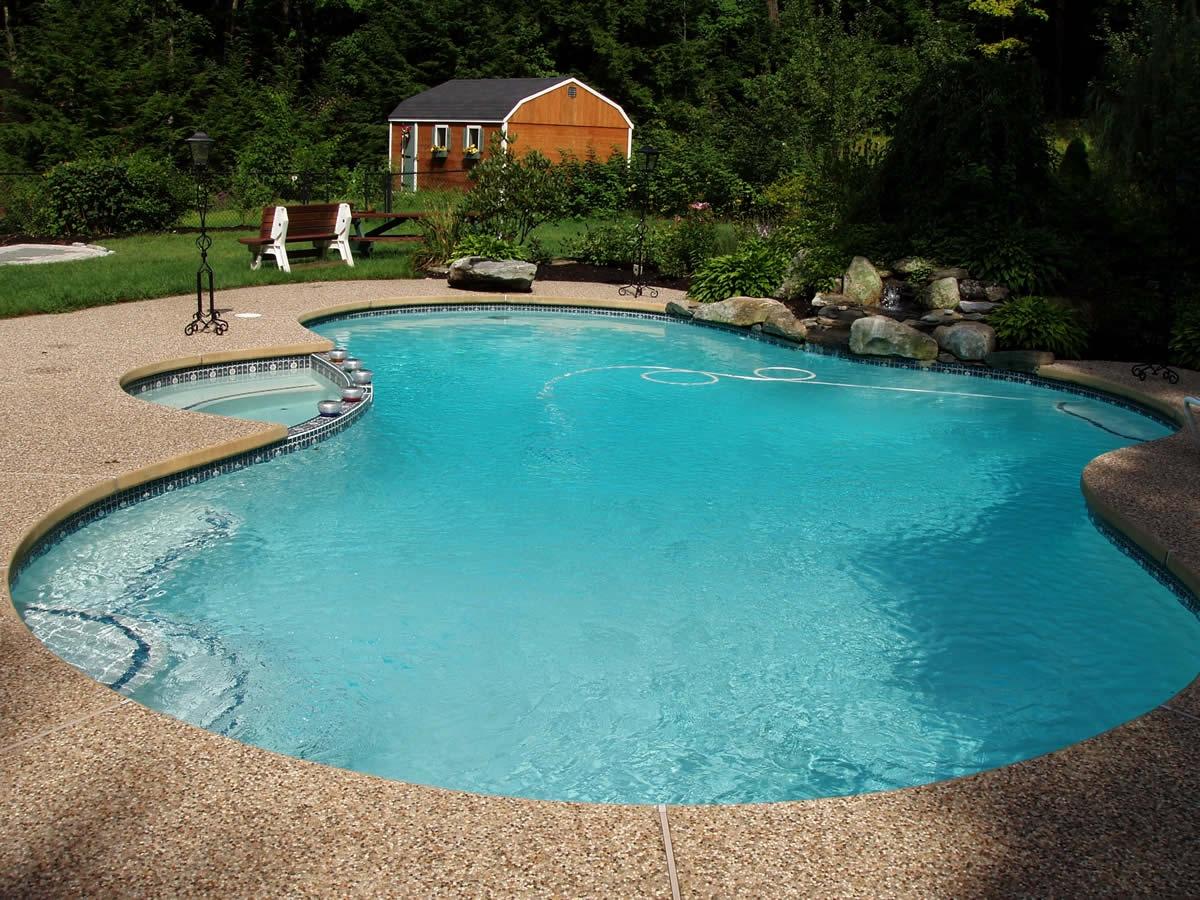 Decks quality design pools for Quality pool design