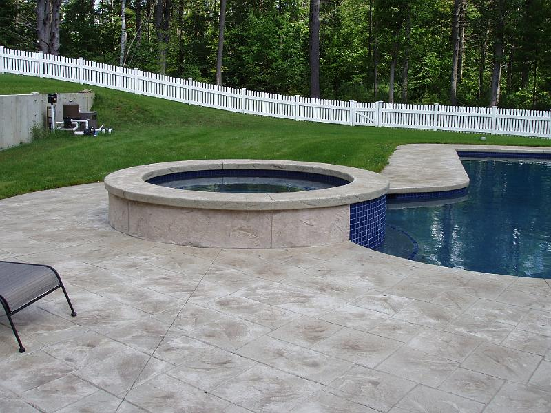 Pool With Spa Designs saveemail Our Experienced Sales Staff And Crew Can Design And Construct Added Pool And Spa Features To Fit Your Dreams Your Budget And Accommodate The Pool Site