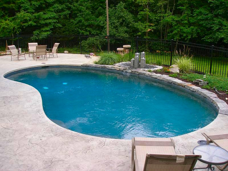 Residential pools quality design pools for Quality pool design