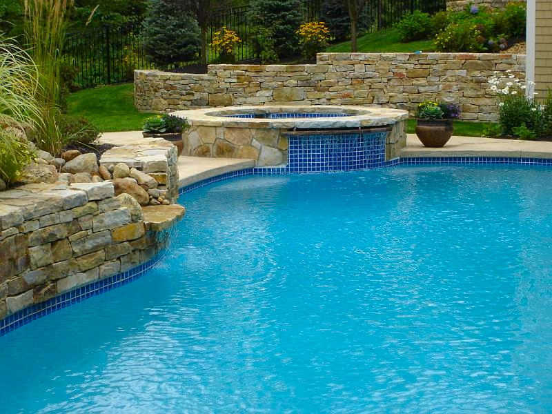 Features and options quality design pools for Quality pool design